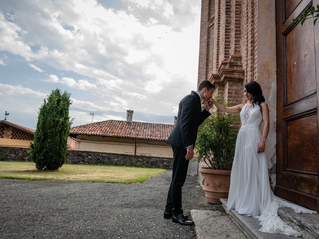 Il matrimonio di Gianluca e Giada a Bairo, Torino 98