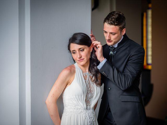 Il matrimonio di Gianluca e Giada a Bairo, Torino 100