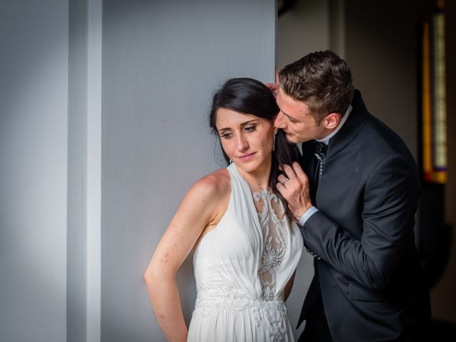Il matrimonio di Gianluca e Giada a Bairo, Torino 101