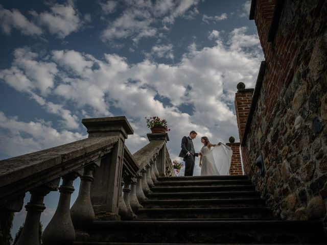 Il matrimonio di Gianluca e Giada a Bairo, Torino 104