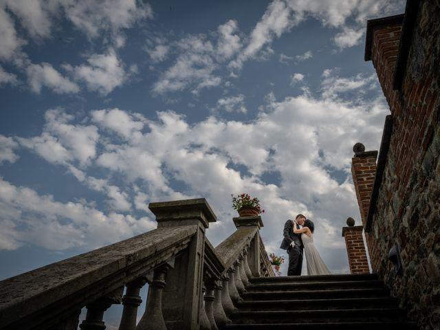 Il matrimonio di Gianluca e Giada a Bairo, Torino 105
