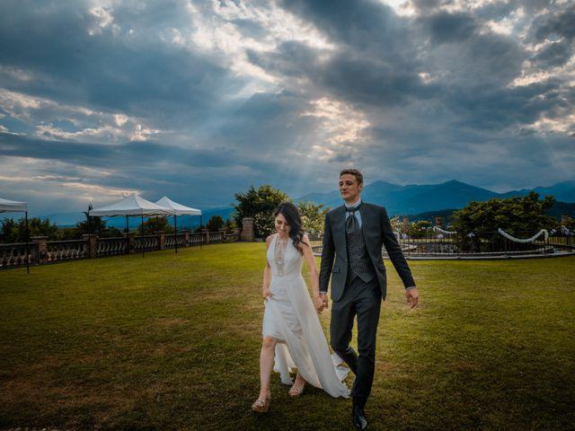 Il matrimonio di Gianluca e Giada a Bairo, Torino 106