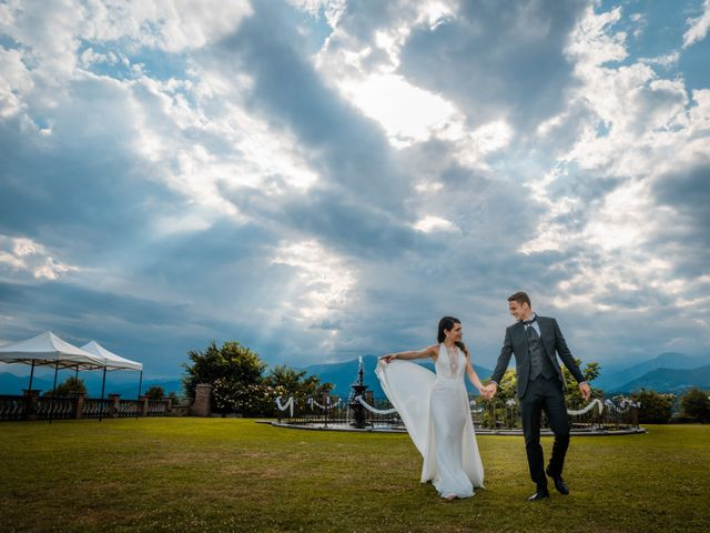 Il matrimonio di Gianluca e Giada a Bairo, Torino 107