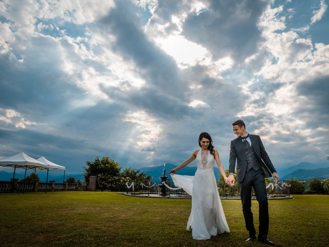 Il matrimonio di Gianluca e Giada a Bairo, Torino 2