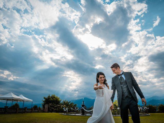 Il matrimonio di Gianluca e Giada a Bairo, Torino 108