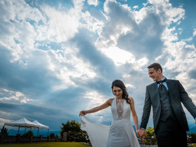 Il matrimonio di Gianluca e Giada a Bairo, Torino 110