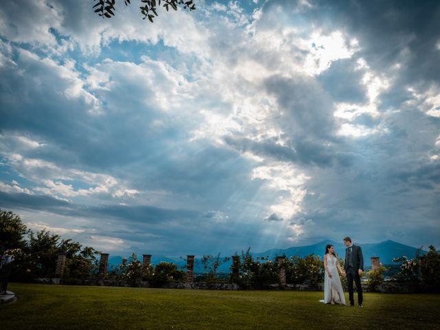 Il matrimonio di Gianluca e Giada a Bairo, Torino 111