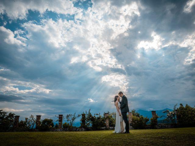Il matrimonio di Gianluca e Giada a Bairo, Torino 112