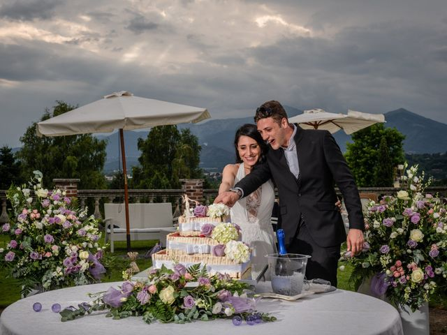Il matrimonio di Gianluca e Giada a Bairo, Torino 113