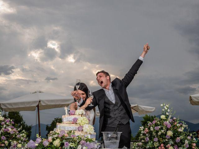 Il matrimonio di Gianluca e Giada a Bairo, Torino 115