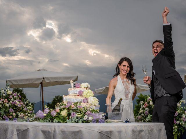 Il matrimonio di Gianluca e Giada a Bairo, Torino 116