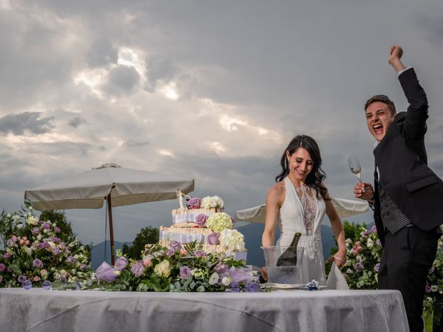 Il matrimonio di Gianluca e Giada a Bairo, Torino 117