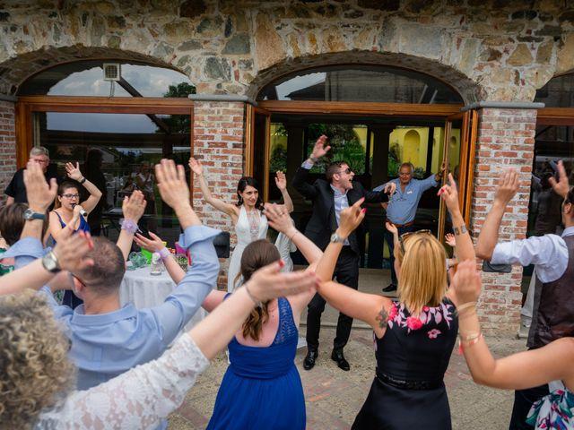 Il matrimonio di Gianluca e Giada a Bairo, Torino 120