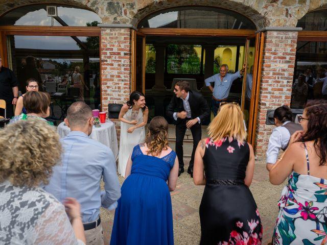 Il matrimonio di Gianluca e Giada a Bairo, Torino 121