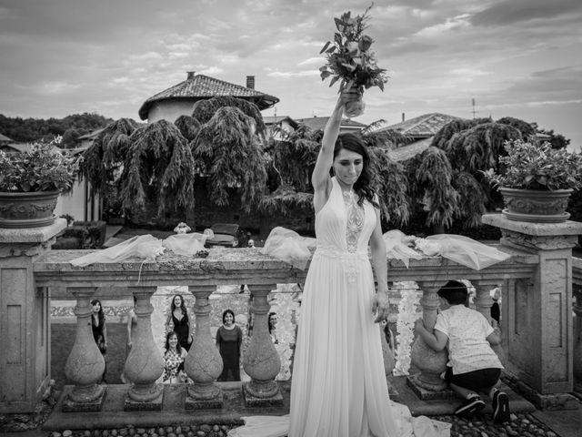 Il matrimonio di Gianluca e Giada a Bairo, Torino 122