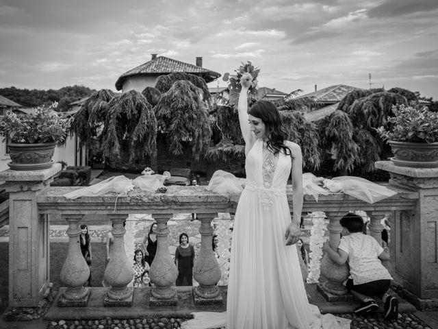 Il matrimonio di Gianluca e Giada a Bairo, Torino 123