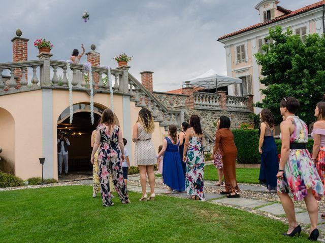 Il matrimonio di Gianluca e Giada a Bairo, Torino 124