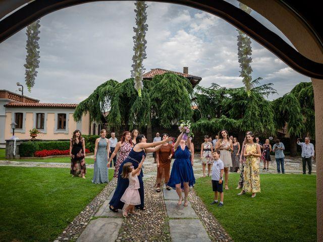Il matrimonio di Gianluca e Giada a Bairo, Torino 125
