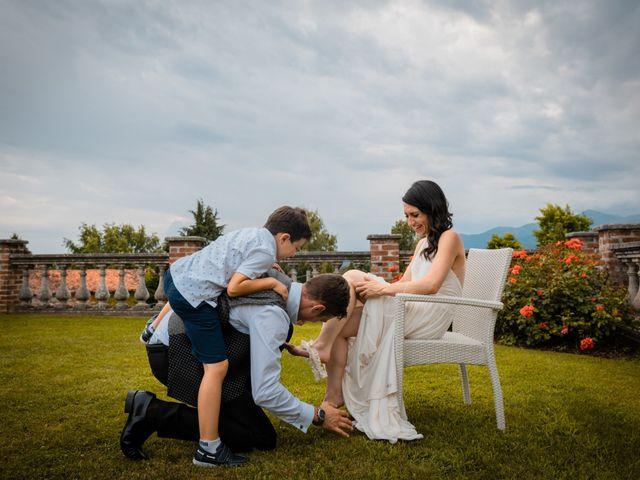 Il matrimonio di Gianluca e Giada a Bairo, Torino 126