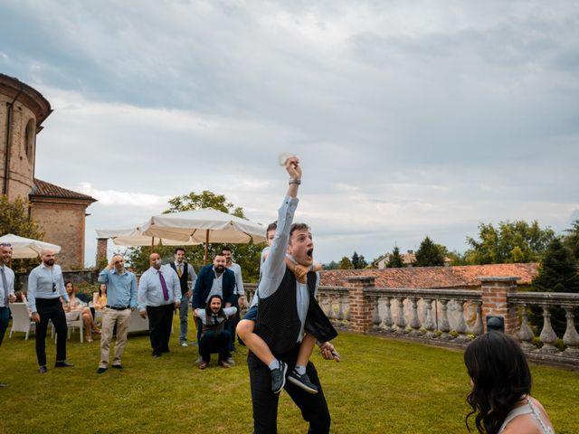 Il matrimonio di Gianluca e Giada a Bairo, Torino 127