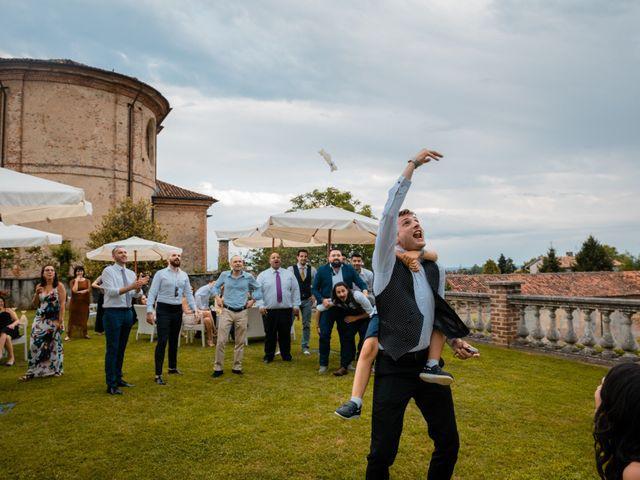 Il matrimonio di Gianluca e Giada a Bairo, Torino 128