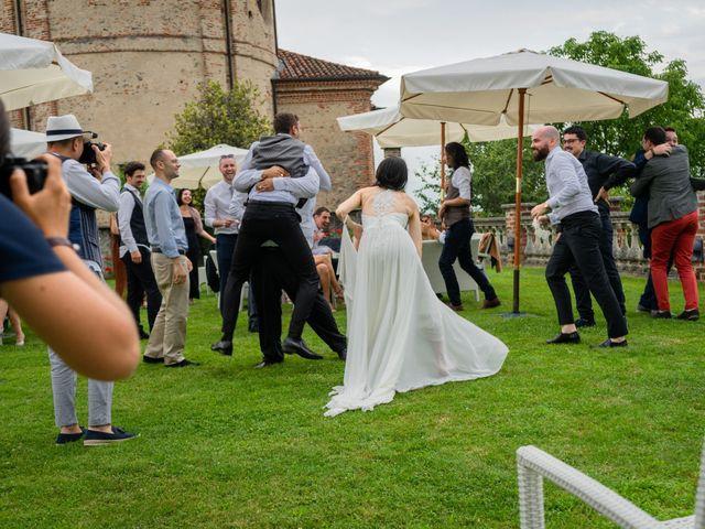 Il matrimonio di Gianluca e Giada a Bairo, Torino 129