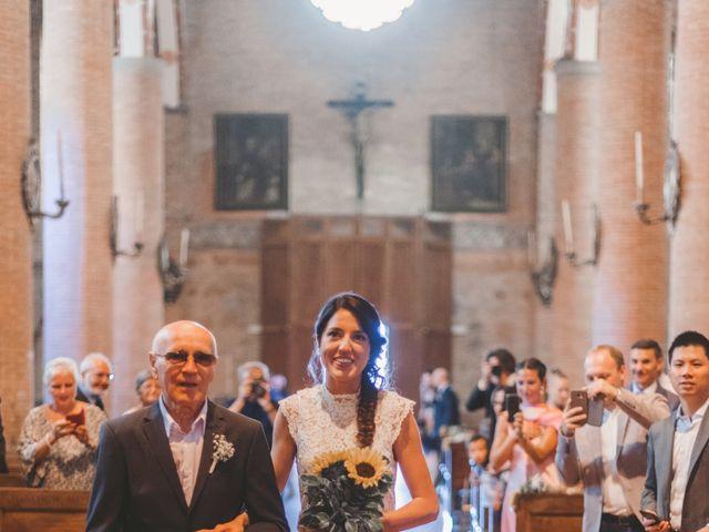 Il matrimonio di Massimo e Francesca a Castell'Arquato, Piacenza 3
