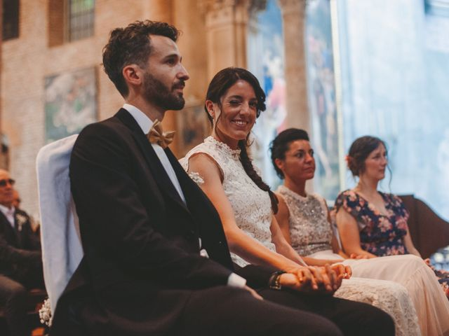 Il matrimonio di Massimo e Francesca a Castell'Arquato, Piacenza 2