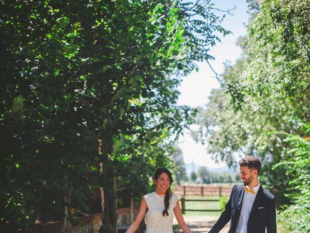 Il matrimonio di Massimo e Francesca a Castell'Arquato, Piacenza 7