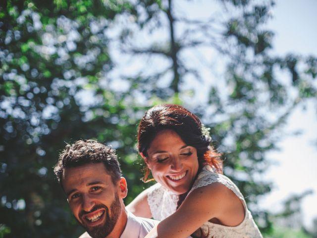 Il matrimonio di Massimo e Francesca a Castell'Arquato, Piacenza 9