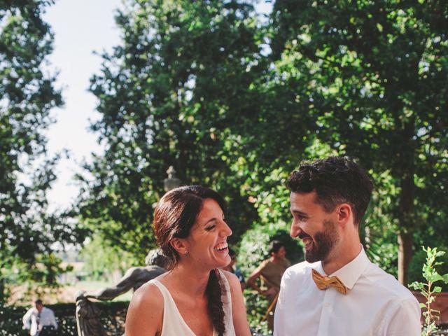 Il matrimonio di Massimo e Francesca a Castell'Arquato, Piacenza 13