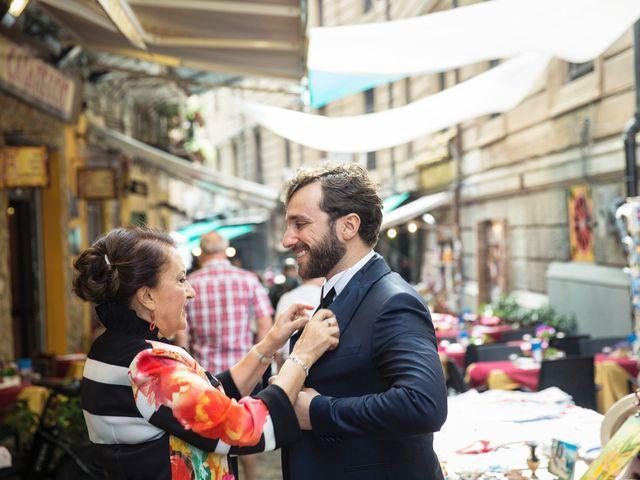 Il matrimonio di Aurelio e Mari a Palermo, Palermo 4