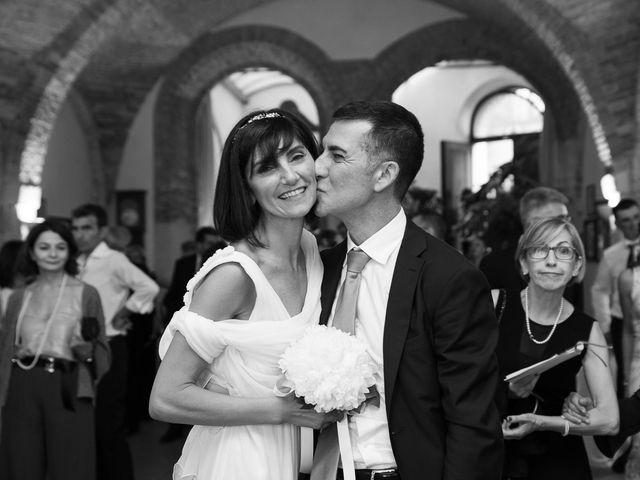 Le nozze di Antonella e Pietro