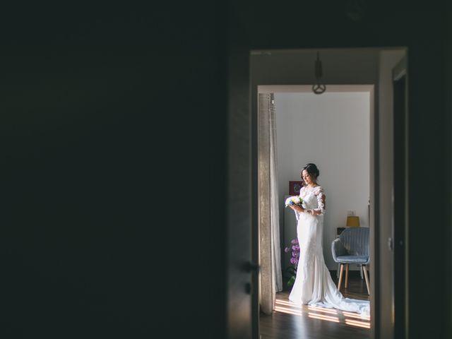 Il matrimonio di Davide e Maria a Vespolate, Novara 16