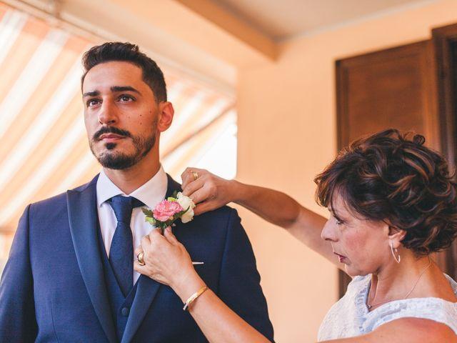 Il matrimonio di Davide e Maria a Vespolate, Novara 17