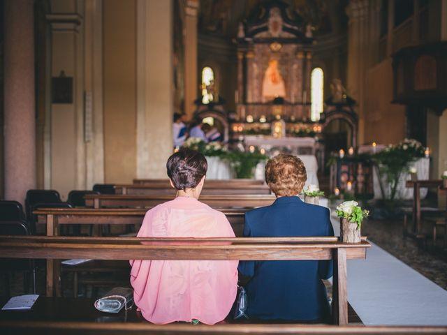Il matrimonio di Davide e Maria a Vespolate, Novara 23