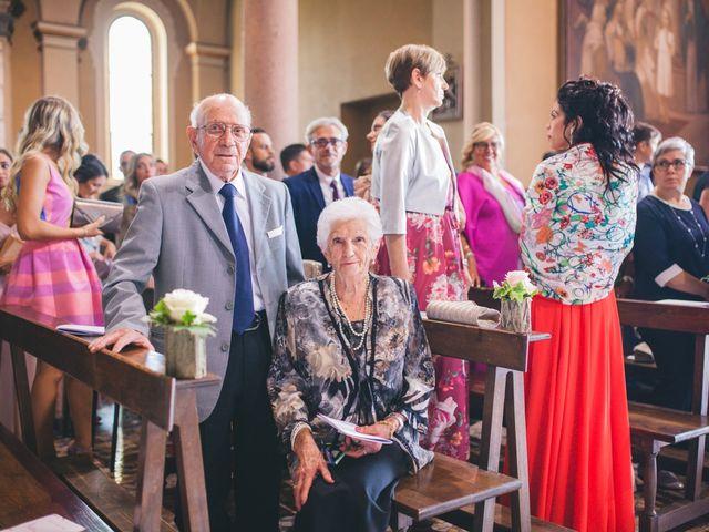 Il matrimonio di Davide e Maria a Vespolate, Novara 25