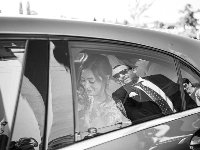 Il matrimonio di Davide e Maria a Vespolate, Novara 26