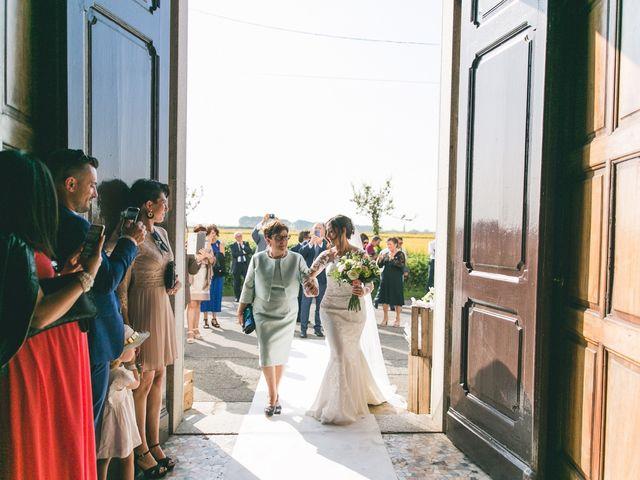Il matrimonio di Davide e Maria a Vespolate, Novara 28