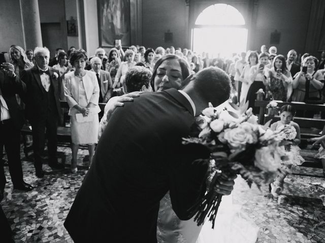 Il matrimonio di Davide e Maria a Vespolate, Novara 30