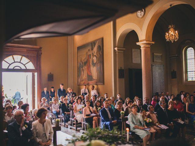 Il matrimonio di Davide e Maria a Vespolate, Novara 31