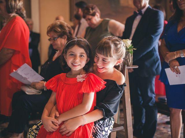 Il matrimonio di Davide e Maria a Vespolate, Novara 33