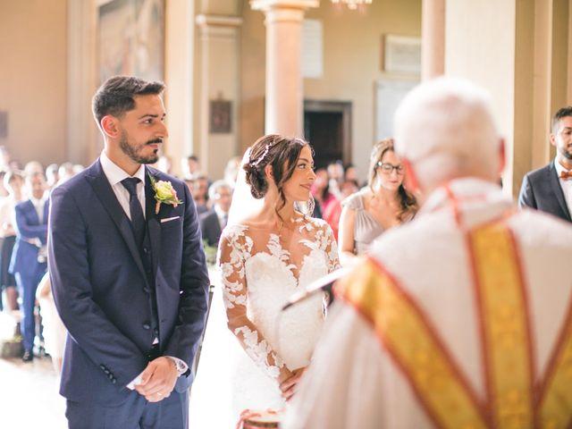Il matrimonio di Davide e Maria a Vespolate, Novara 35
