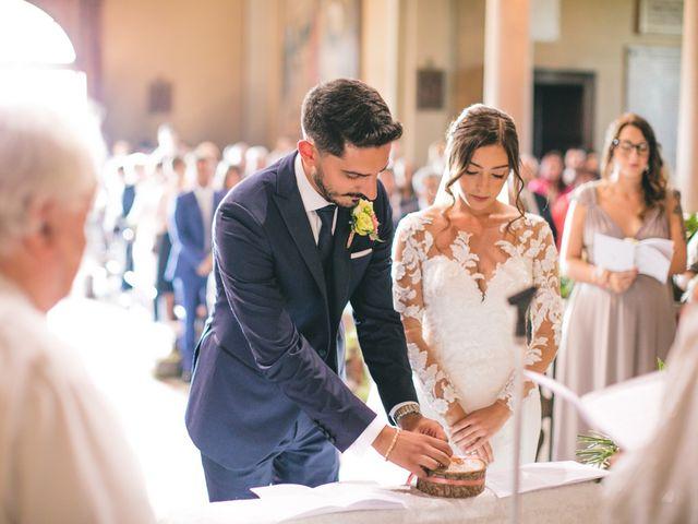 Il matrimonio di Davide e Maria a Vespolate, Novara 37