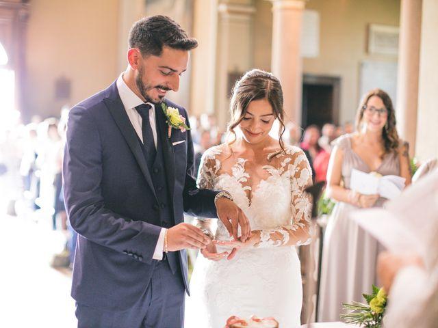 Il matrimonio di Davide e Maria a Vespolate, Novara 39