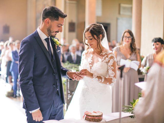 Il matrimonio di Davide e Maria a Vespolate, Novara 40