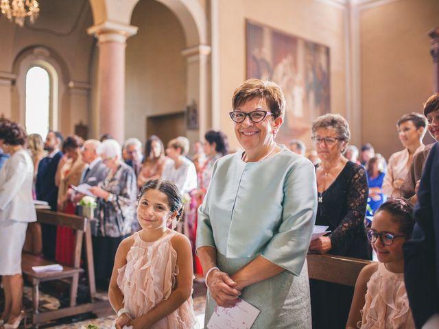 Il matrimonio di Davide e Maria a Vespolate, Novara 42