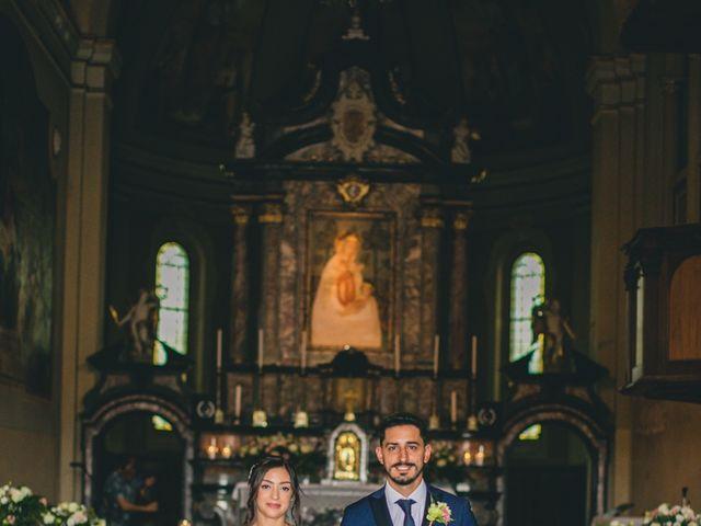 Il matrimonio di Davide e Maria a Vespolate, Novara 44