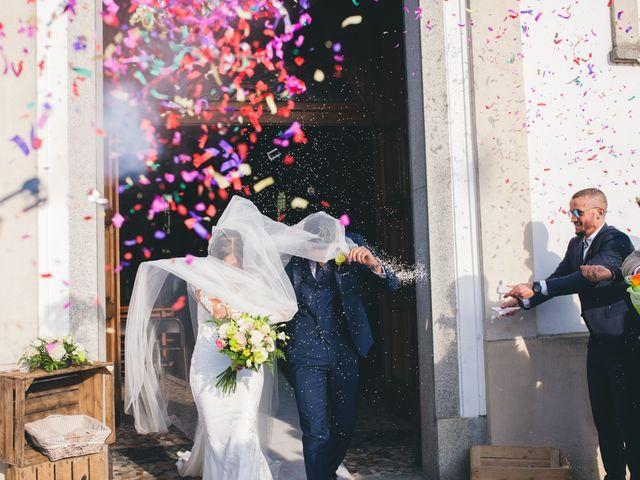 Il matrimonio di Davide e Maria a Vespolate, Novara 46