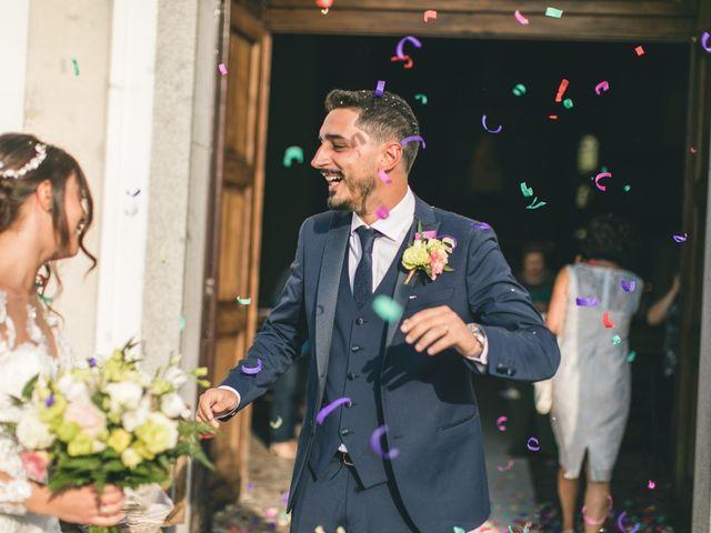 Il matrimonio di Davide e Maria a Vespolate, Novara 48